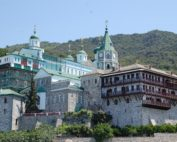 Manastirea Rusicon - Pelerinaj Muntele Athos