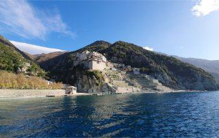 Pelerinaj Muntele Athos